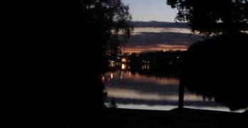 Stadens ljus påverkar Nationalstadsparken