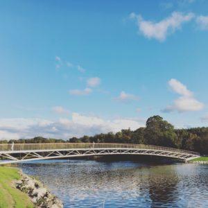 Kungliga broar på Djurgården - Guidning kring nyinvigda Folke Bernadottes bro